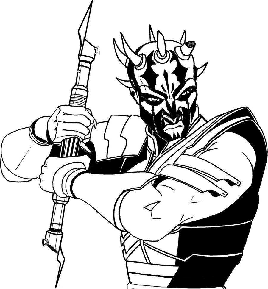 Star Wars Savage Opress by RictorRiolo on DeviantArt