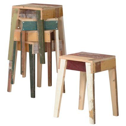 Beste Stool in scrapwood | Furniture, Cool furniture, Wood stool PS-38
