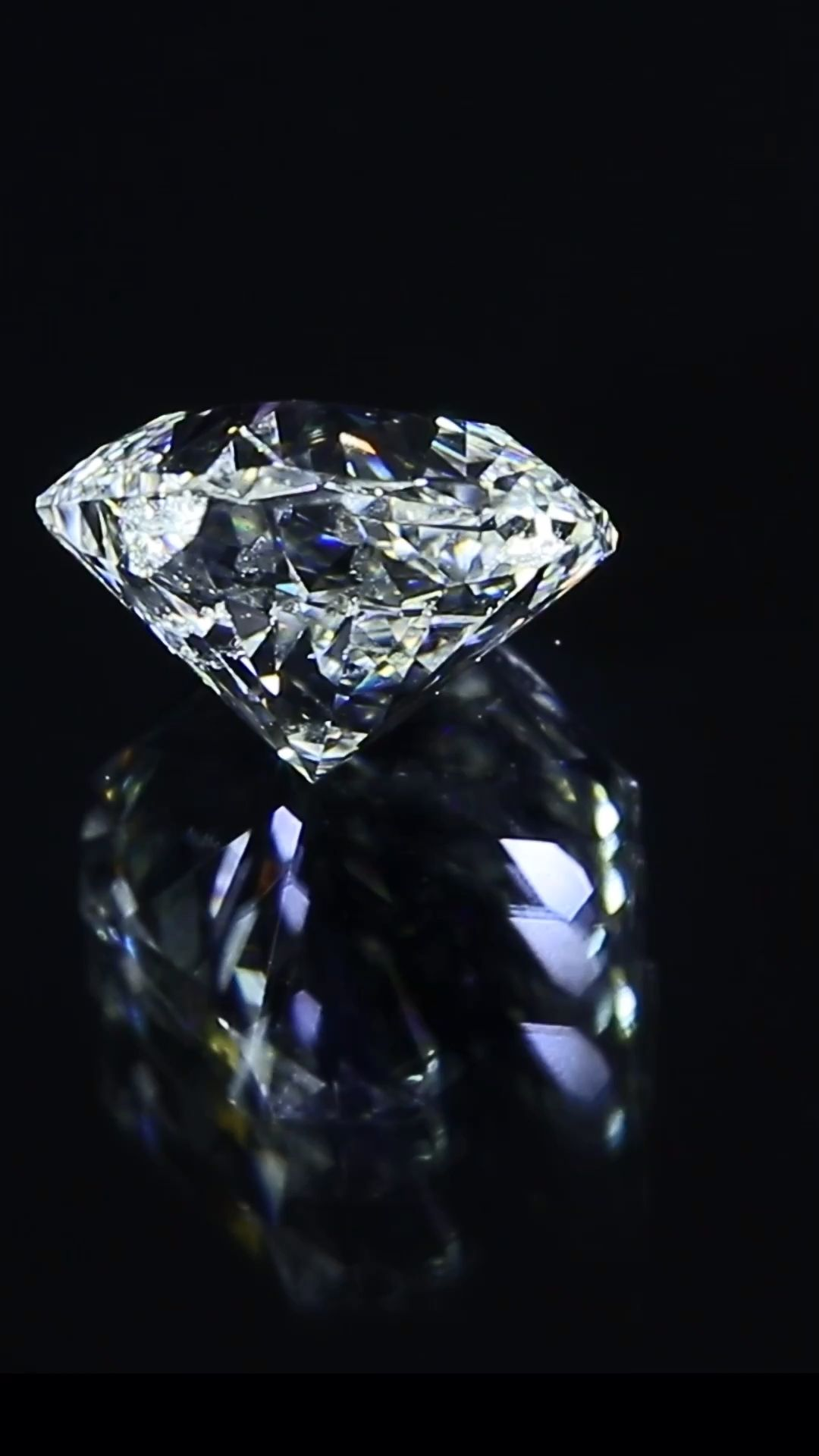 Ideal square diamond