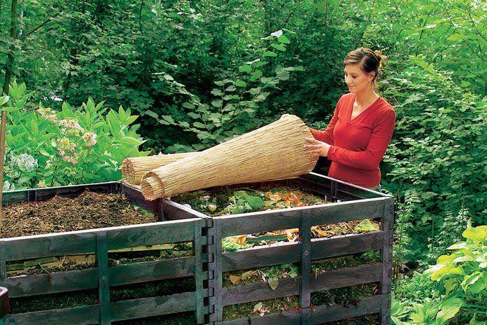 kompost abdecken jabbbbb pinterest kompost garten und selbstversorger garten. Black Bedroom Furniture Sets. Home Design Ideas