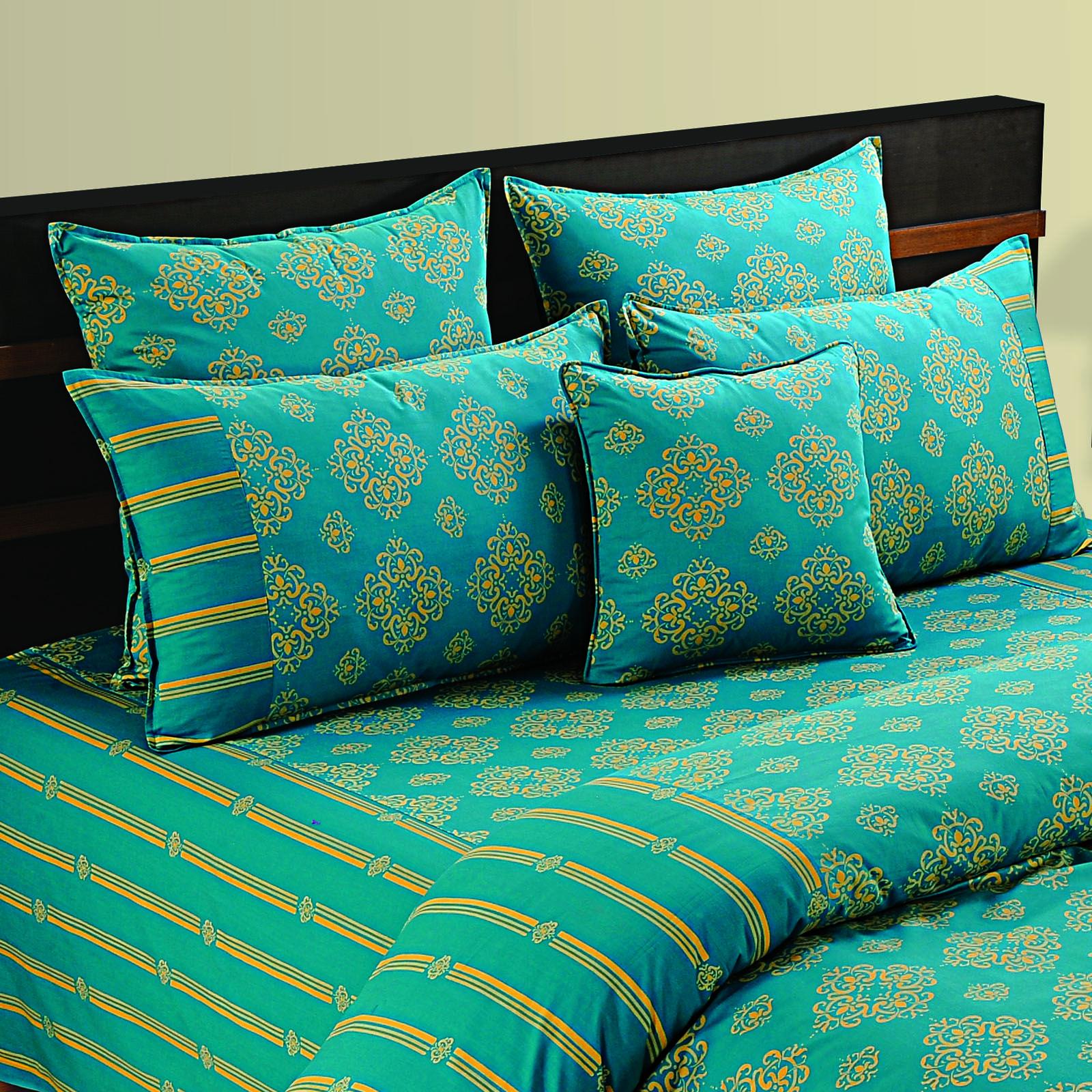 Details about 100 Cotton Twin Queen Size Home Decorative