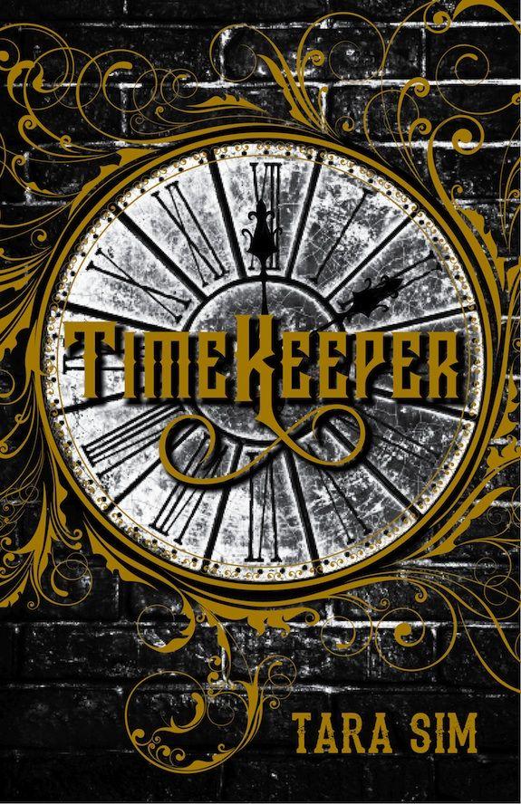 #CoverReveal: Timekeeper - Tara Sim