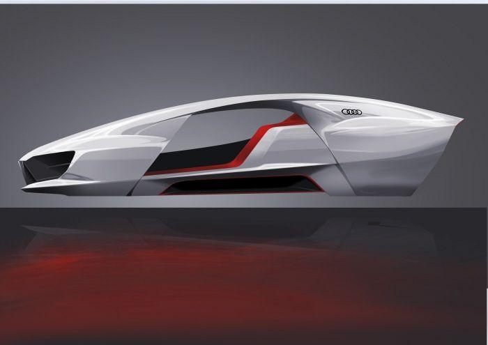 Audi bend