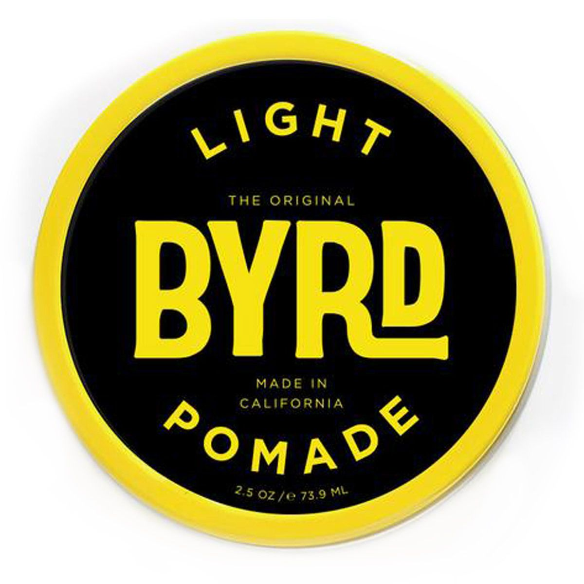 The Light Pomade By Byrd The Free Byrd Formula Is A Light Styling Pomade Offering A Light To Medium Hold W Water Based Pomade Pomade Style Haircare Packaging