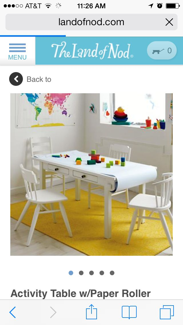 Great playroom table