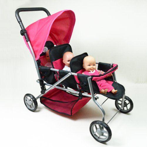 12+ Triple baby doll stroller ideas in 2021