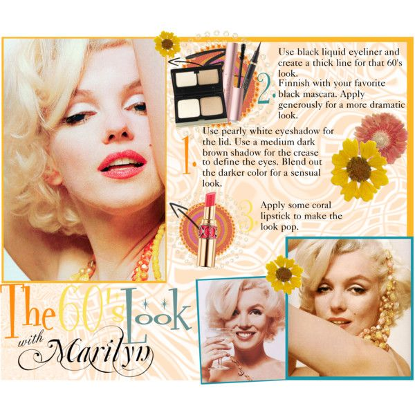 The 60's Look With Marilyn