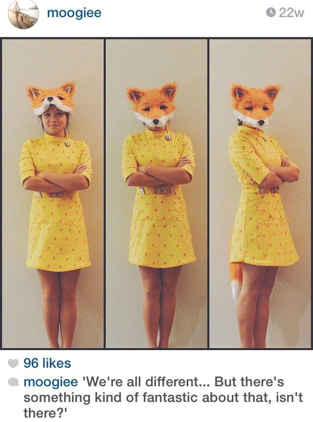 Adult Fox Costume Mens Ladies Animal Fancy Dress Book Week Day Mr Mrs Couples