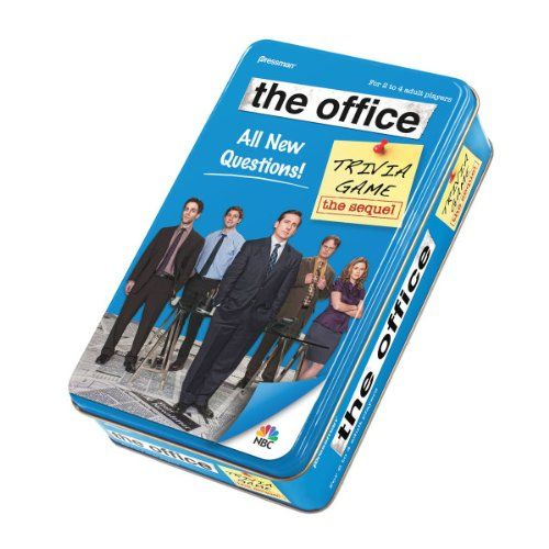 the office trivia game in tin the sequel 10