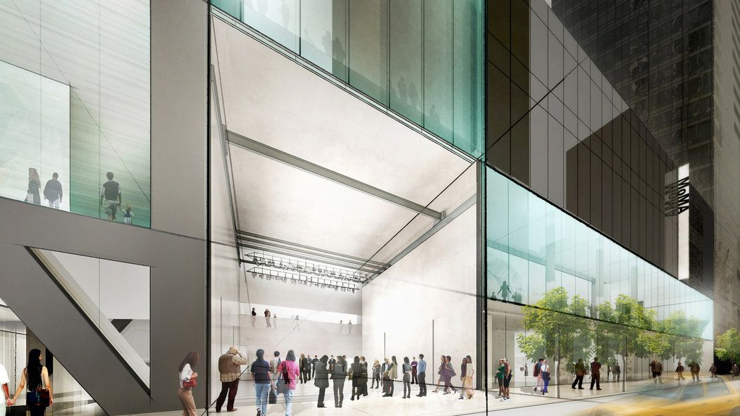 A Grand Redesign of MoMA Does Not Spare a Notable Neighbor
