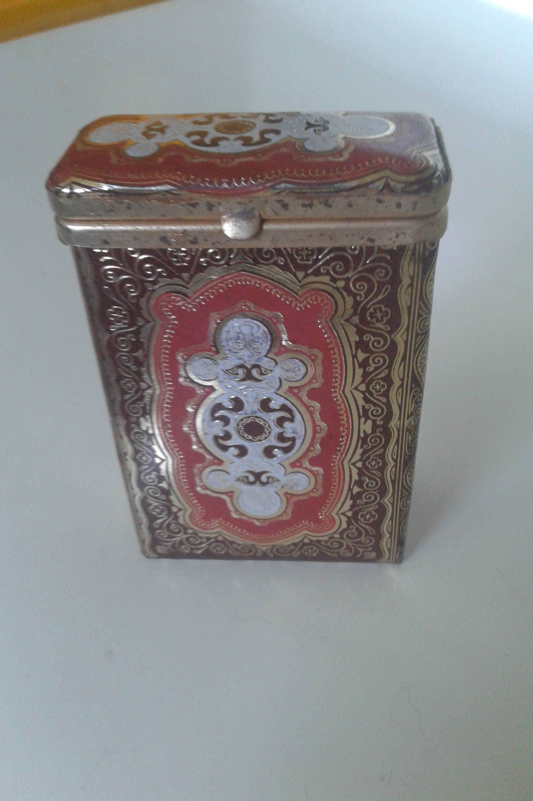 Vintage Brevettata Leather Cigarette Case by quirkyshop on Etsy ...