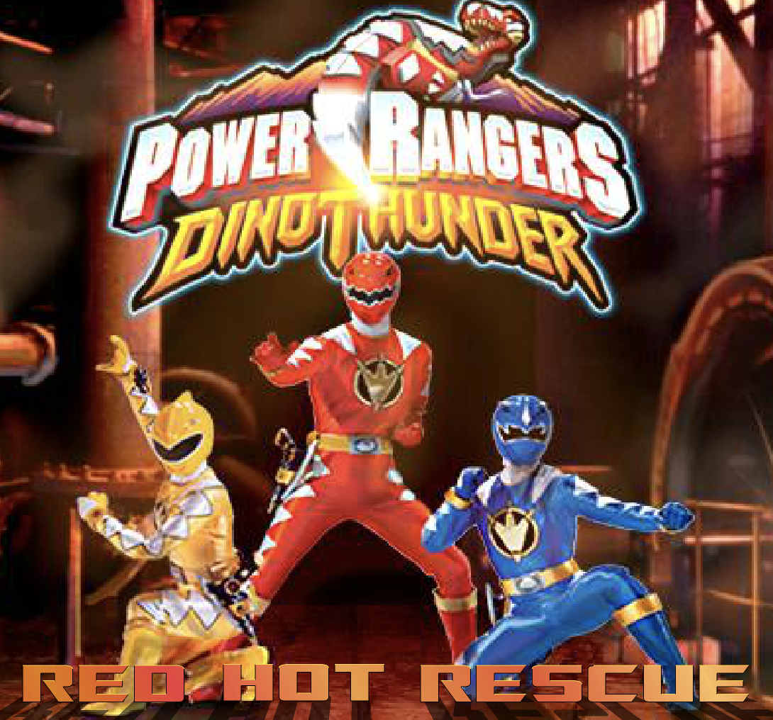 Play Power Rangers Red Hot Rescue Game in 2020 Power