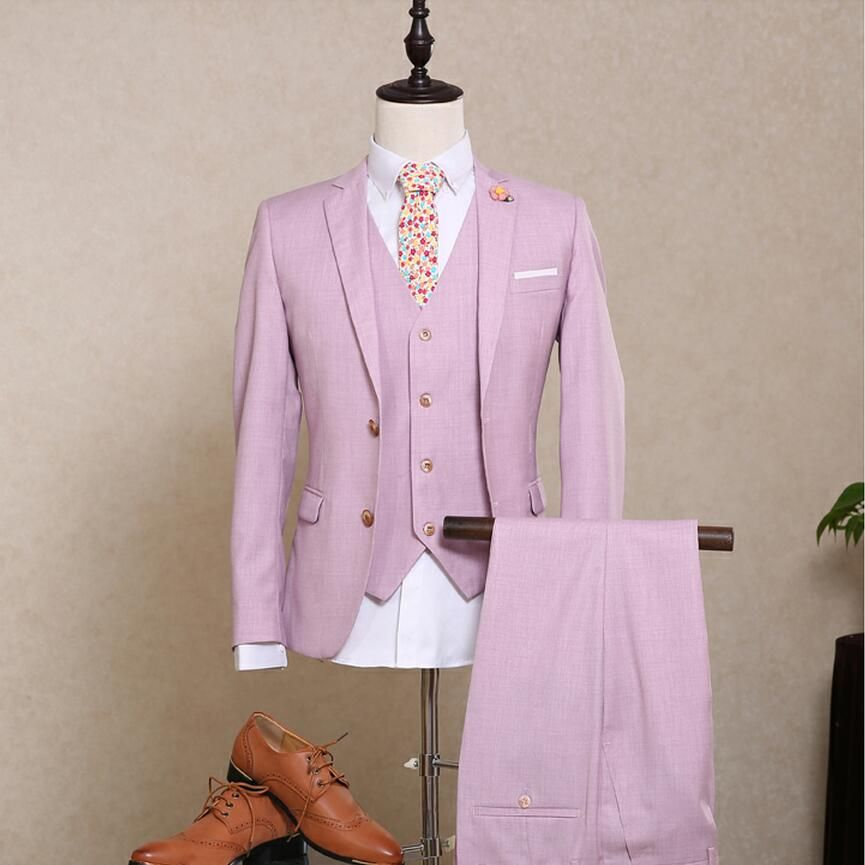 Image result for pink wool suit | Best of Menswear | Pinterest ...