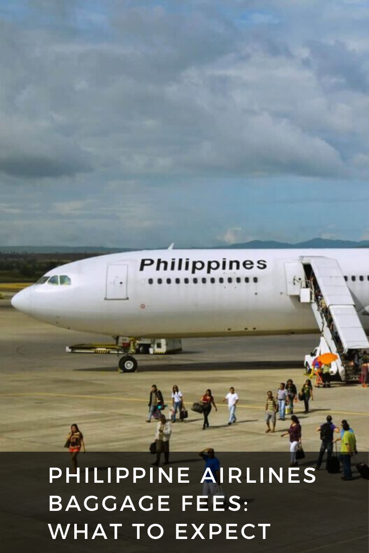 Philippine Airlines Baggage Fees 2020 What To Expect Chester Luggage Suitcases Carry Ons Airlines Philippine Scandinavian