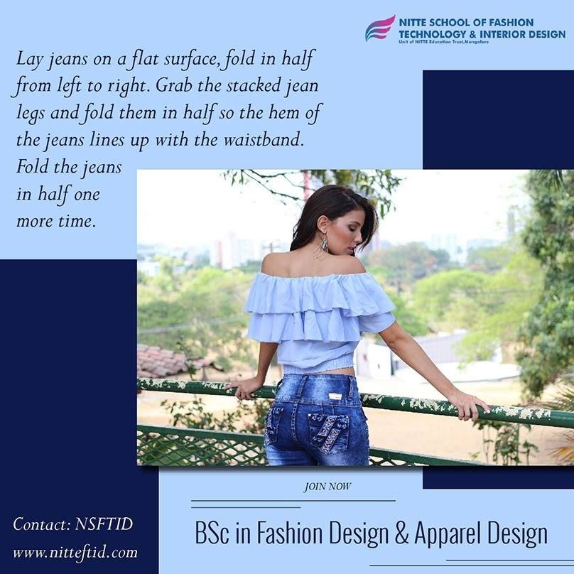 Bsc In Fashion Apparel Design College Technology Fashion Apparel Design Fashion