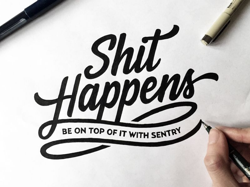 Inspirationhut Inspiration 30 Beautifully Hand Drawn Typography Logos Paul Von Excite