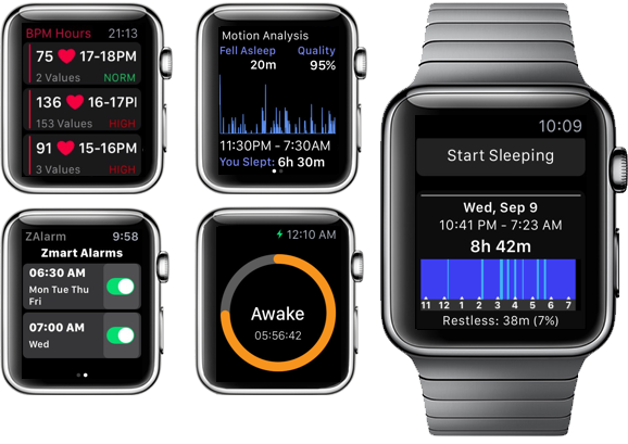 [Best Sleep Tracking App for Apple Watch] A Quick Guide