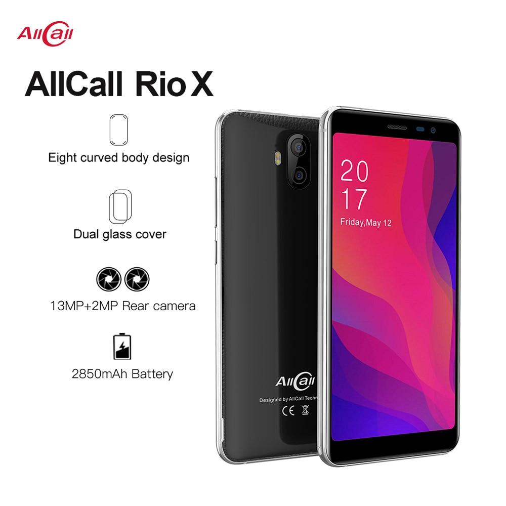 Allcall Rio X 3G Smartphone 13MP+2MP Rear Dual Camera Android Deals - PhoneSep.com