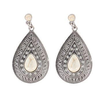 Shyanne® Women's Vintage Tear Drop Earrings