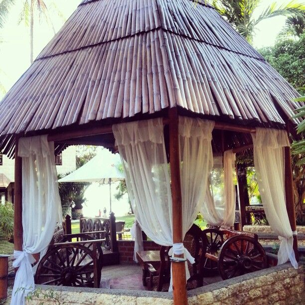 Bamboo Roof for a Bamboo Tent & Bamboo Roof for a Bamboo Tent | Places | Pinterest | Bamboo roof