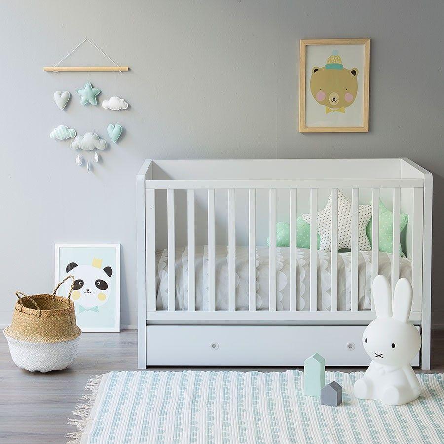 Moon alfombra menta menta alfombras infantiles y de las - Alfombras infantiles bebe ...