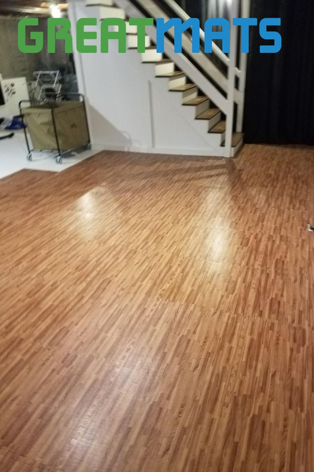 Diy Interlocking Premium Wood Grain Foam Tiles Waterproof Soft Flooring Foam Tiles Foam Tiles Basement Foam Wood Flooring