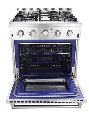 Top 10 Best Gas Ranges In 2020 Reviews Gas Wall Oven Gas Stoves
