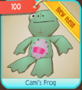 Cami S Frog Animal Jam Animal Jam Play Wild Rare Animals