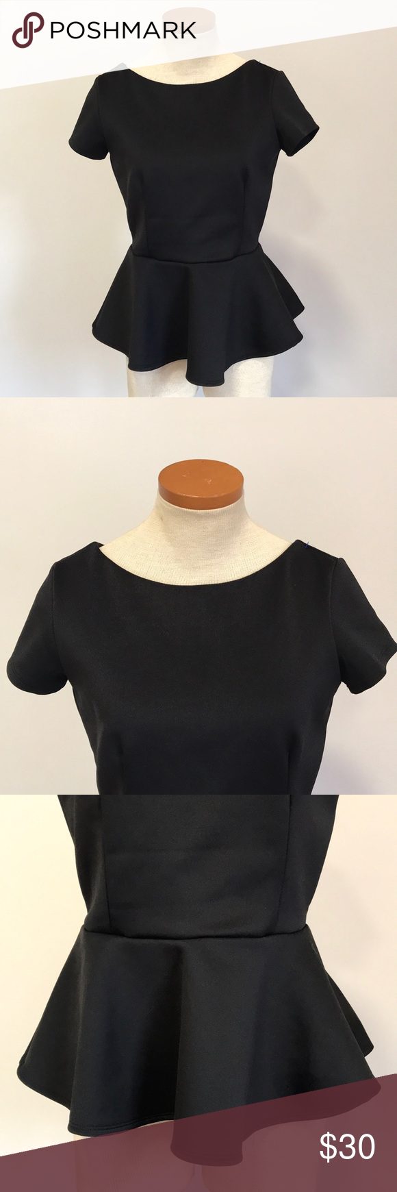 Bisou Bisou Black Dress Top Black Dress Top Size Small Bisou Bisou Tops Blouses Clothes Design Fashion Design Plus Fashion [ 1740 x 580 Pixel ]