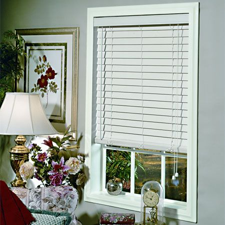 Window Classic 2 Inch Faux Wood Blinds