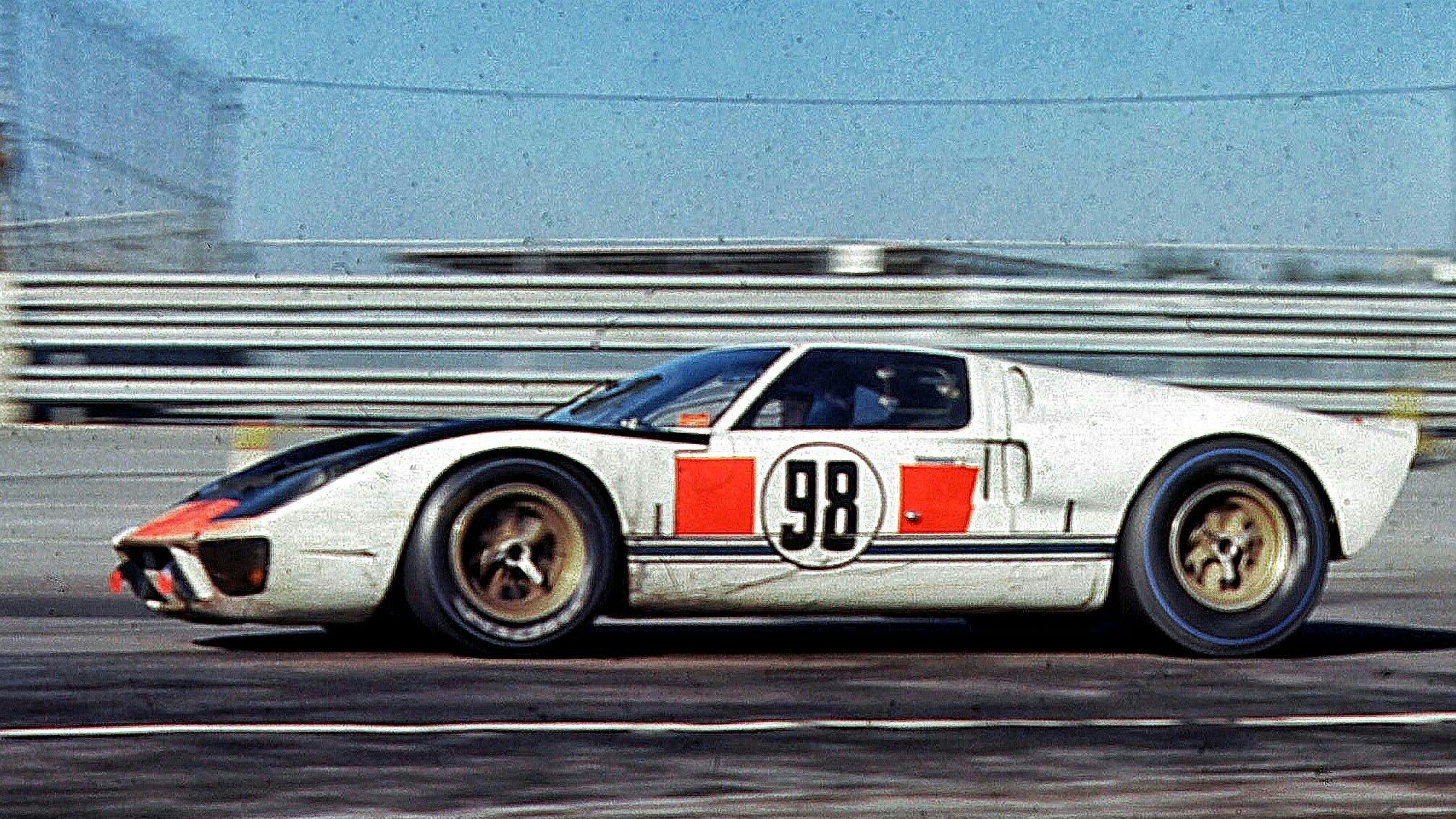Who Was Ken Miles Ford Vs Ferrari Cj Pony Parts Ken Miles