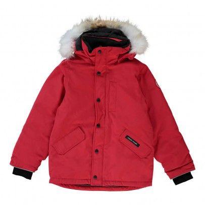 cf8ebd40ae41 Logan down jacket Red