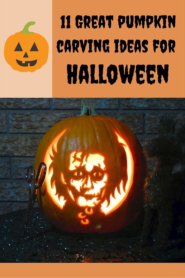 10 Amazing Pumpkin Templates To Impress This Halloween