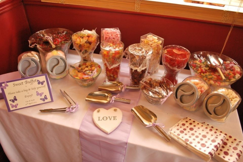Diy Candy Sweet Table What Sweets Are You Having