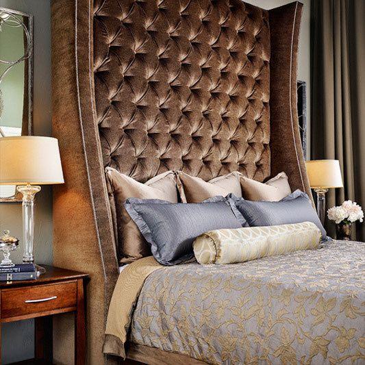 25 Stunning Transitional Bedroom Design Ideas: Laura Britt Design Bedroom And Bedding