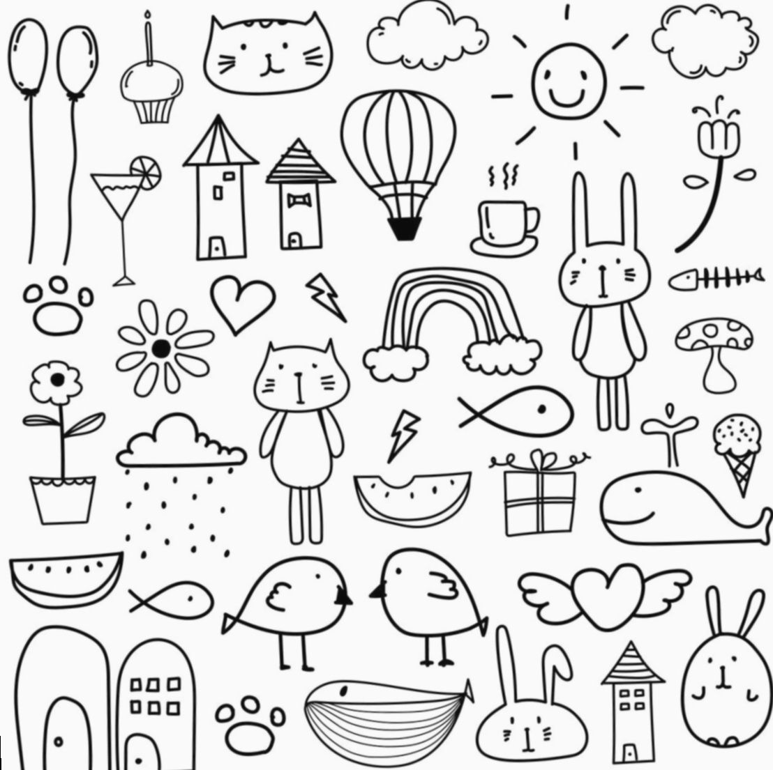 Pin By Ana Hernandez On 2020 Projects With Images Kids Doodles