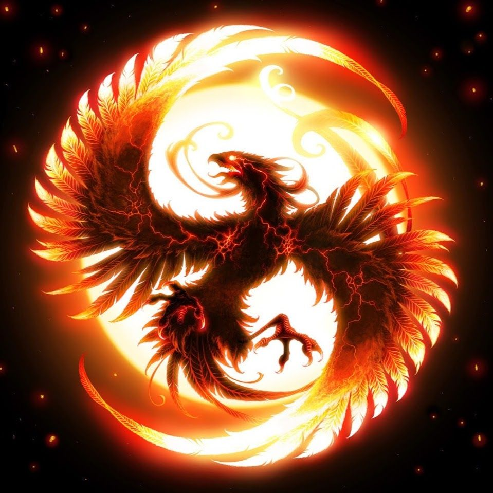 Image result for cool profile pics logo design phoenix - Cool youtube pictures ...