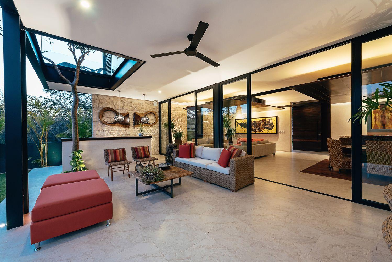 Galería de Casa Refugio / Punto Arquitectónico - 12   Mansiones ...