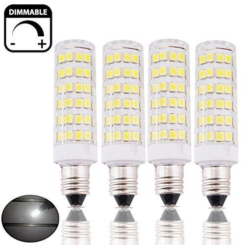 Bonlux 6w Dimmable E11 Led Light Bulb 45w Halogen Bulbs