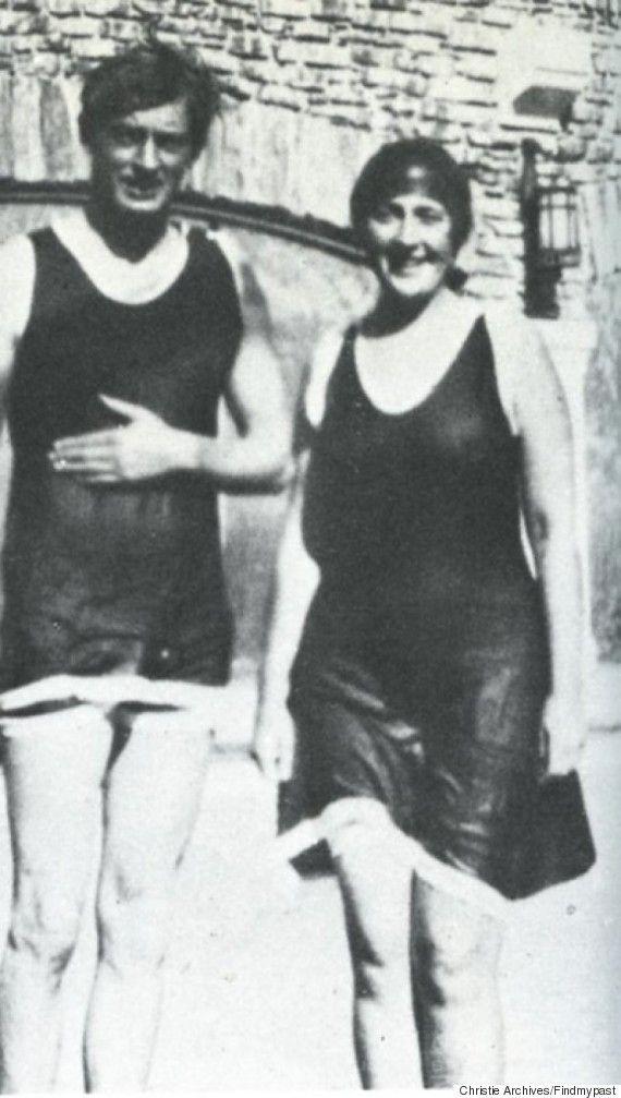 Agatha Christie était l'une des pionnières du surf, des gamelles et des…