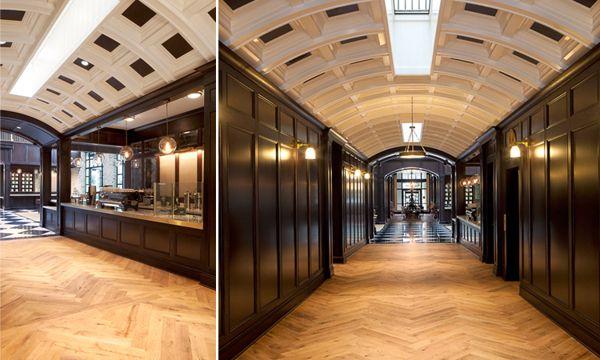Oxford Exchange   Tampa   Restaurant   Interior Design