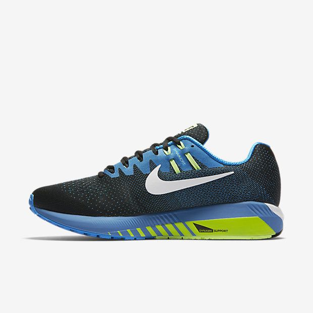 best service 6ea20 ededb Calzado de running para hombre Nike Air Zoom Structure 20 (extra ancho)