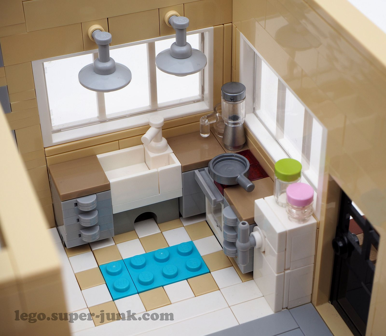 Best Modern Studio Interior Kitchen Lego Kitchen Lego 400 x 300