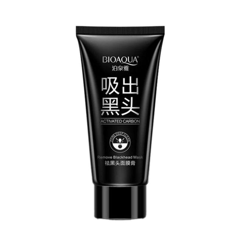 Nero Maschera Facciale Naso di Rimozione di Comedone Peeling Peel Off Nero Testa Acne Trattamenti Viso Cura Della Pelle