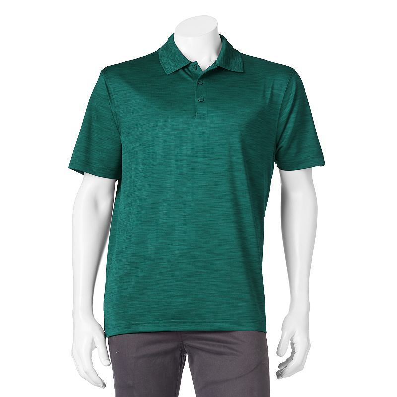 Men's Haggar Classic-Fit Performance Polo,