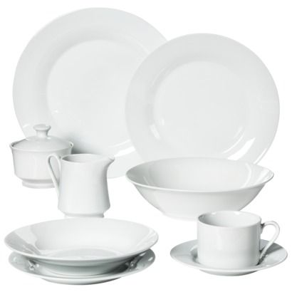 10 Strawberry Street 45pc Dinnerware Set  sc 1 st  Pinterest & 10 Strawberry Street 45pc Dinnerware Set   Dinnerware Kitchens and ...