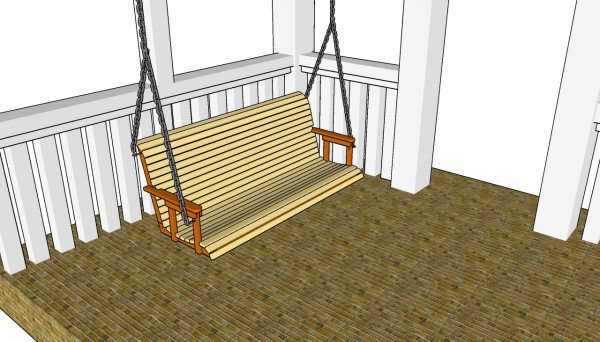 56 diy porch swing plans free blueprints diy porch porch swings weve collected a list of some of the best diy porch swing plans that solutioingenieria Images