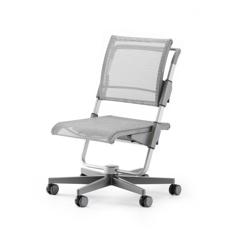 Der Drehstuhl Scooter ist für Schulanfänger ebenso geeignet, wie für einen Teenager.