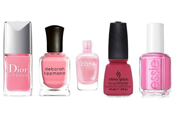 Amazing Nail Colors for Spring 2013. #NailArt #SelfMagazine