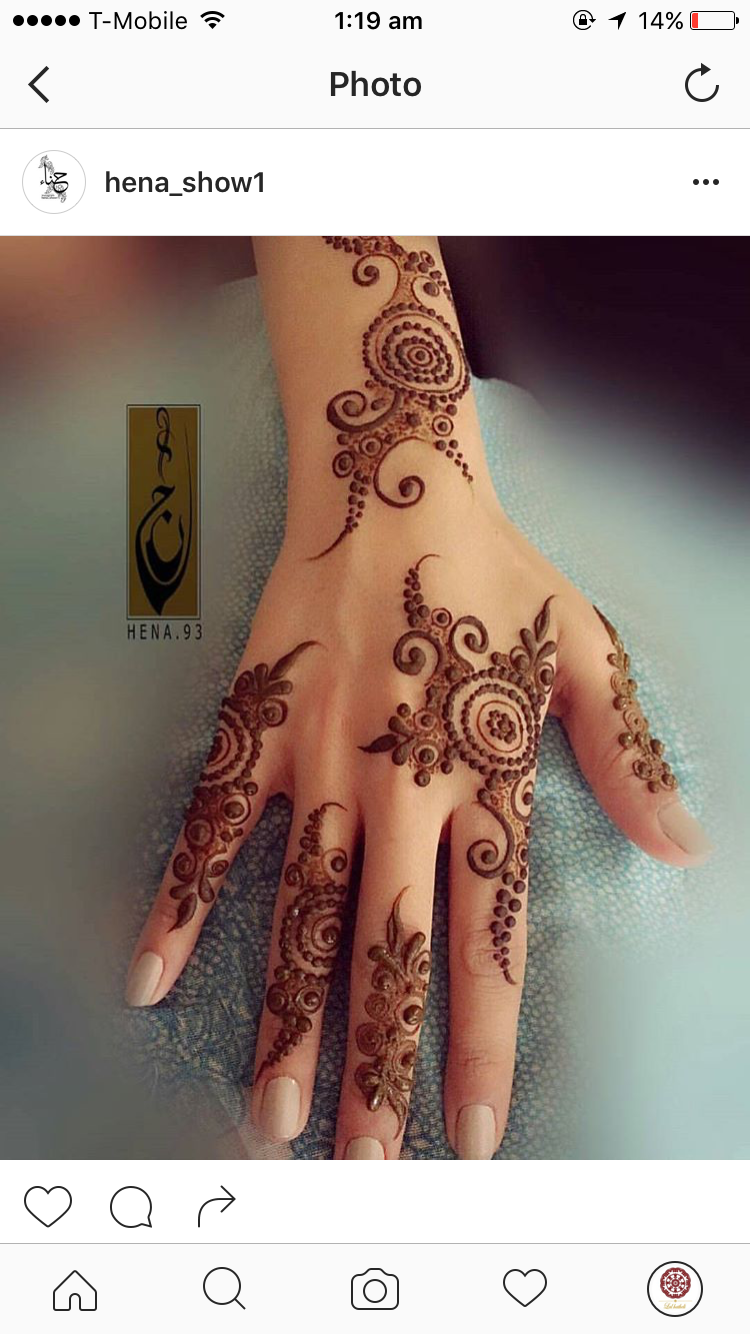 Pin By Foster Ginger On Hair And Beauty Henna For Hands حنا